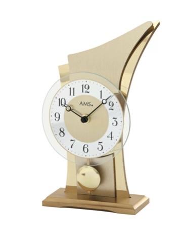 Stunning Contemporary Mantel Clock