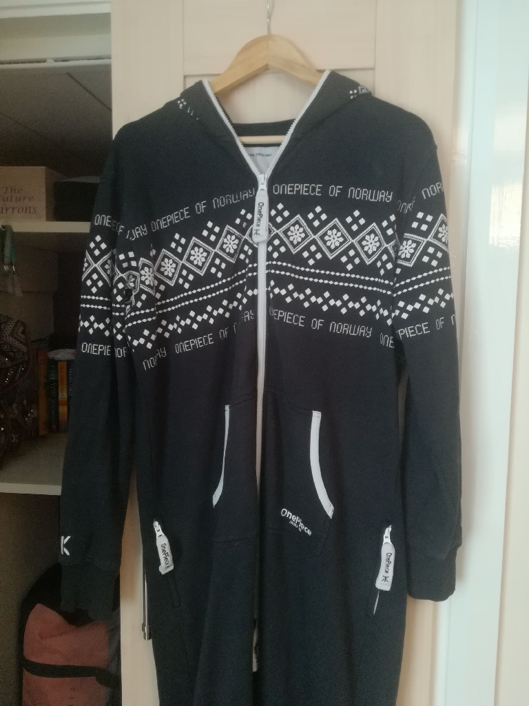 One piece hoodie and onesie
