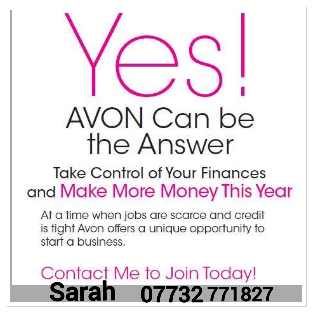 Beauty boss With Avon