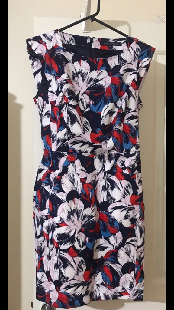 Brand new French connection floral dress £25