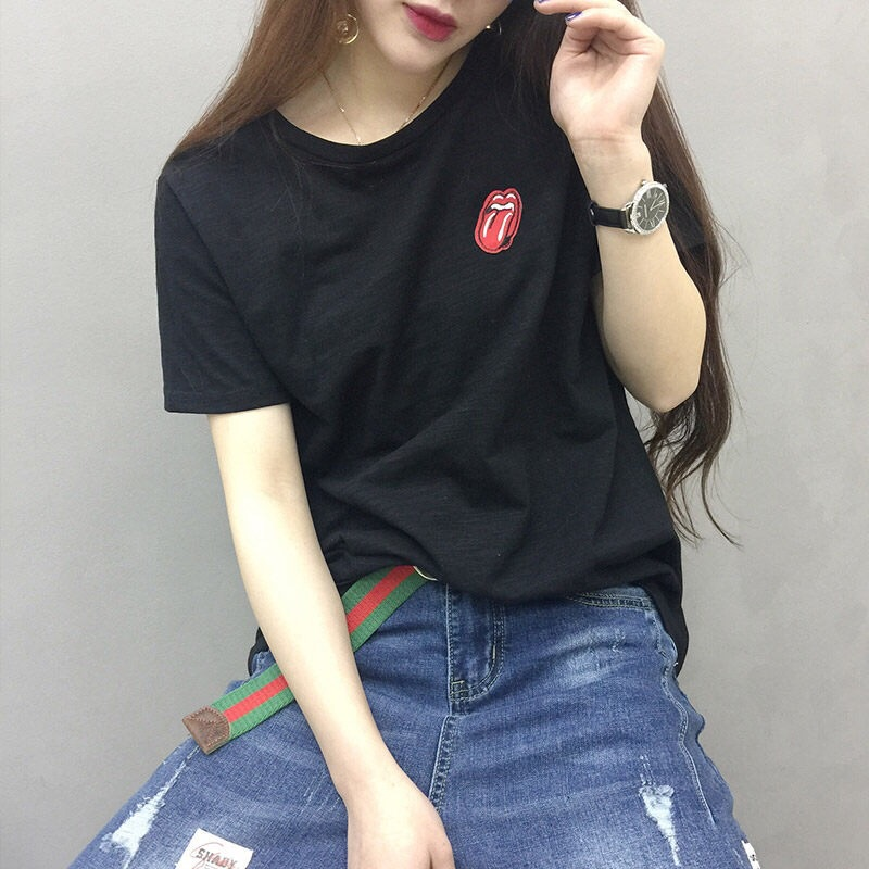 Woman t_shirt fashion