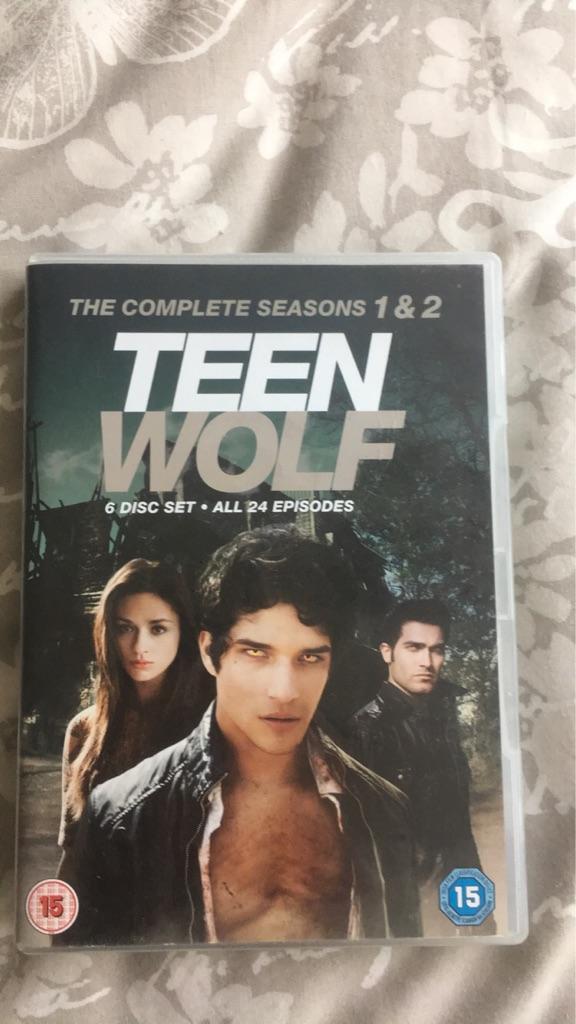 Teen Wolf Season 1,2 and Part 1 of Season 3.