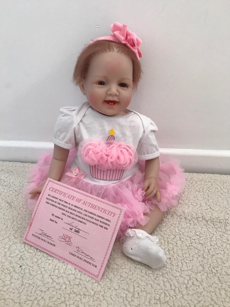 A original limited edition Reborn doll