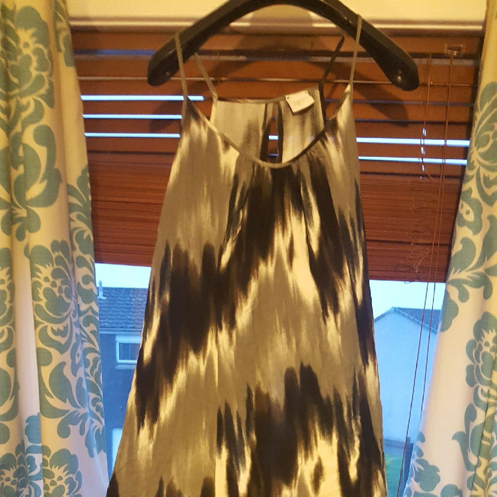 Size 8 summer dress