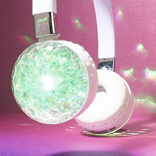 Sparkling Headphone