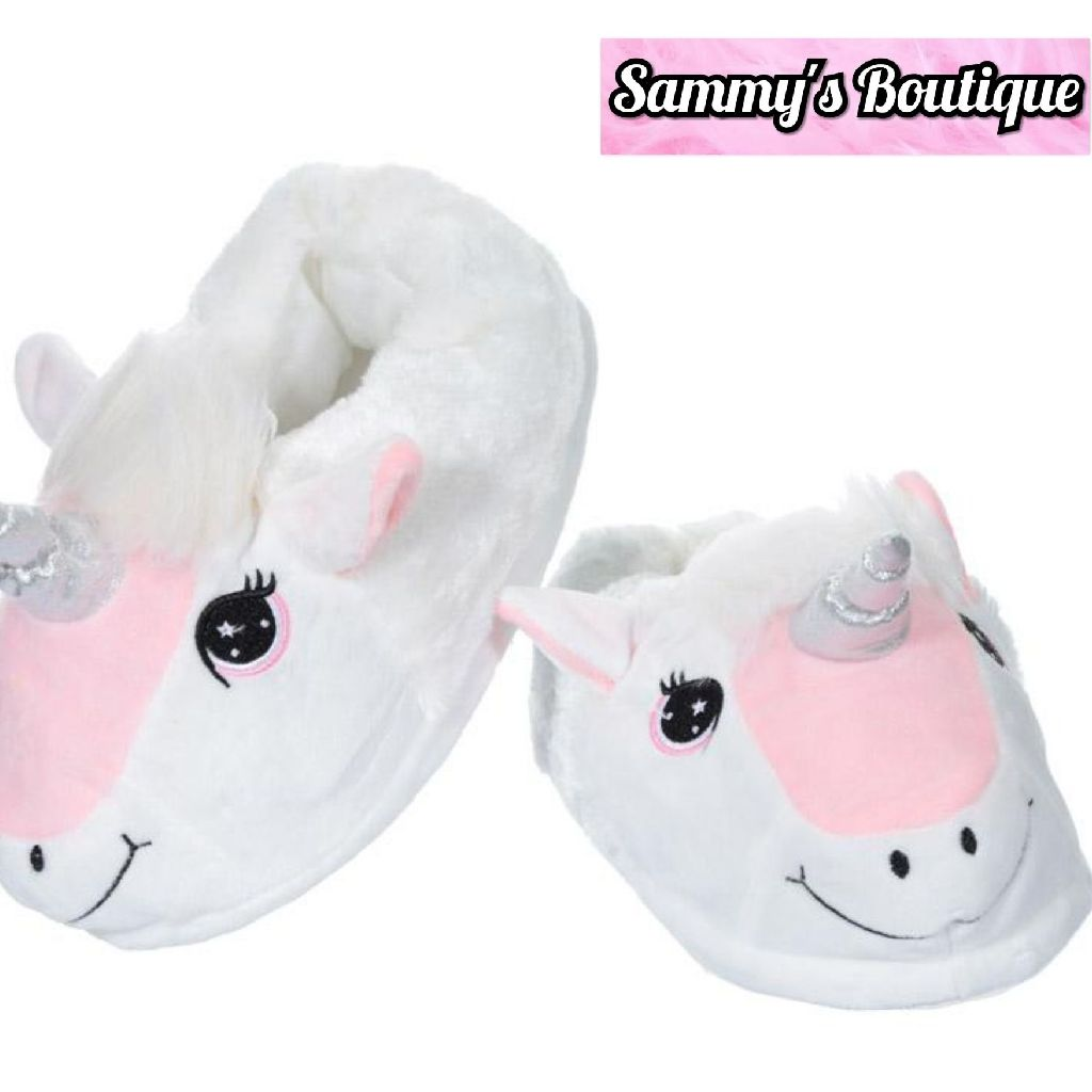 Unicorn Slippers (Adults)