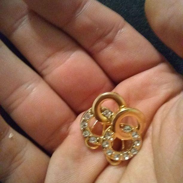 African style wedding earrings