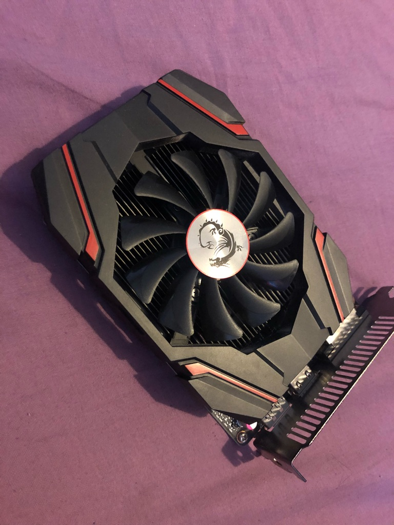 MSI Gaming Graphics Card