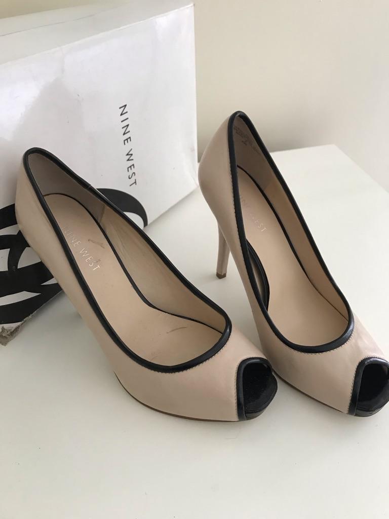 Nine West heels size5/6