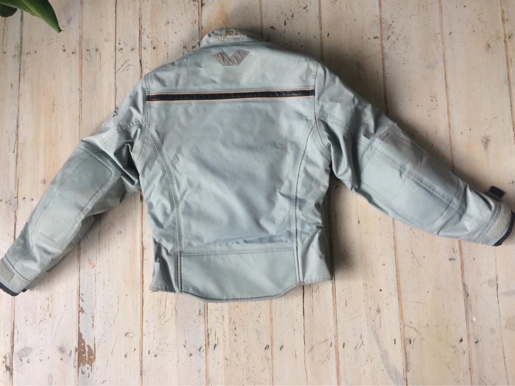 Bering protective women's motorcycle jacket size 10