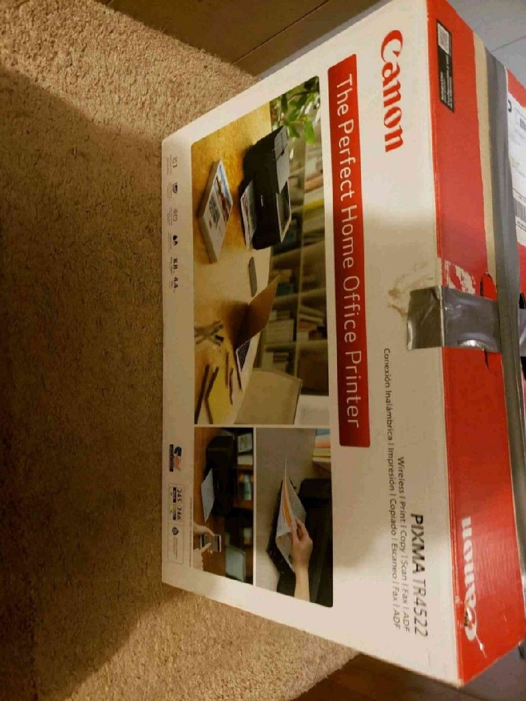 Canon Home And Office Printer