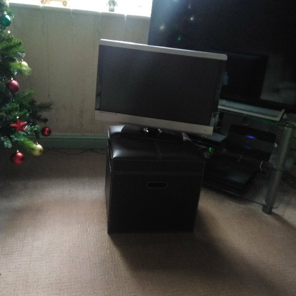 Technika 23 inch TV and DVD player