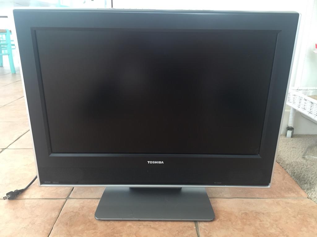 "Toshiba 20"" TV with DVD Combo"