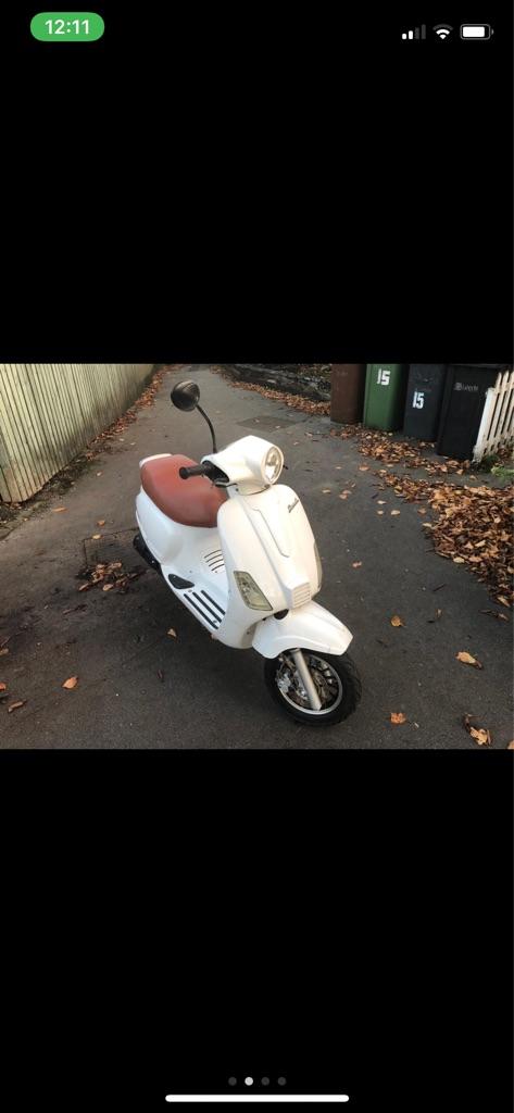 CPI Bravo 49cc scooter