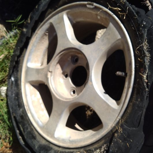 16in rim from ford mustang