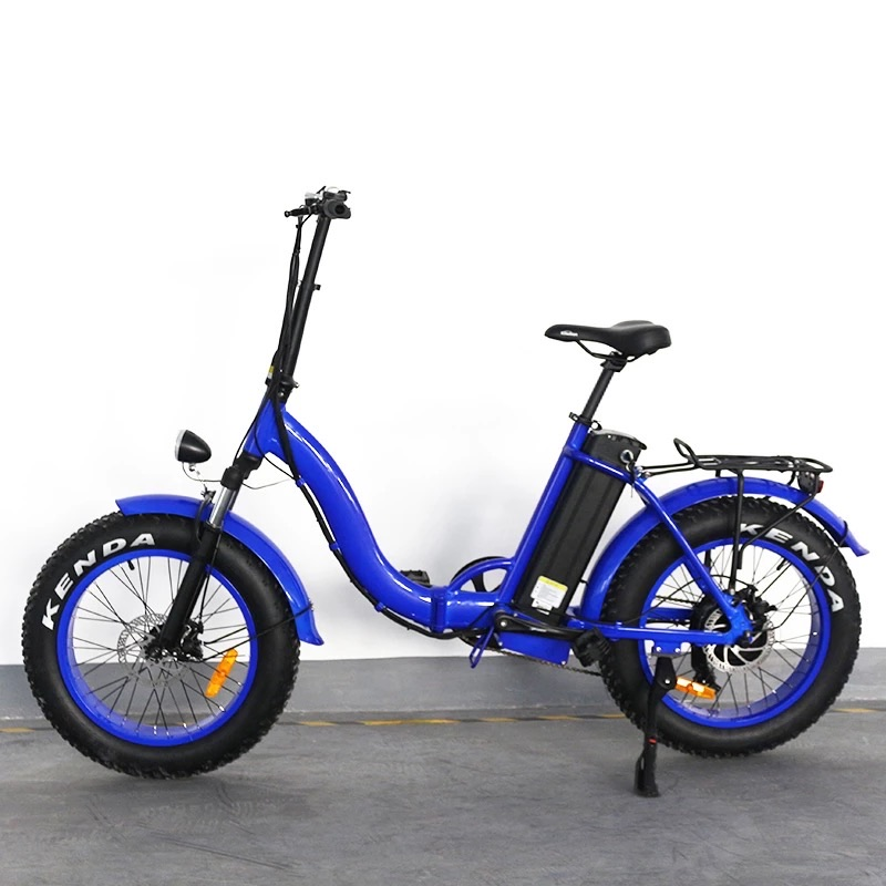 Fabulous Foldable Electric Bike 500w/48v New in Box