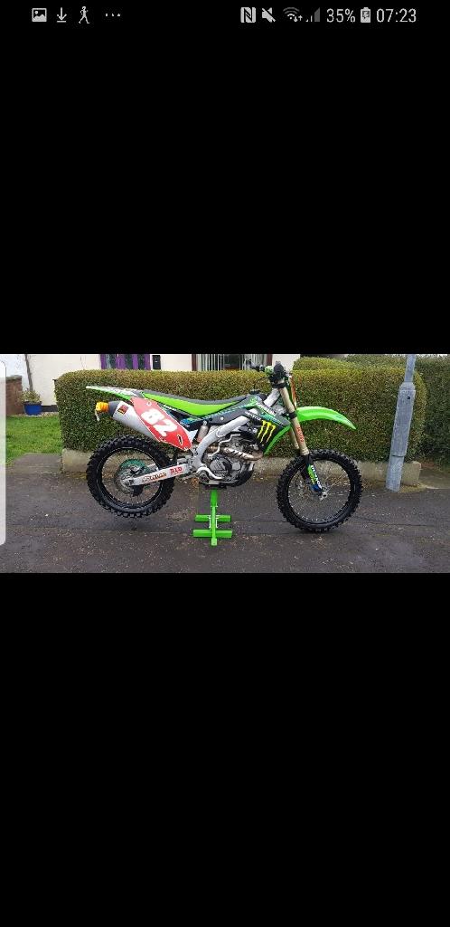 KXF 450 2012