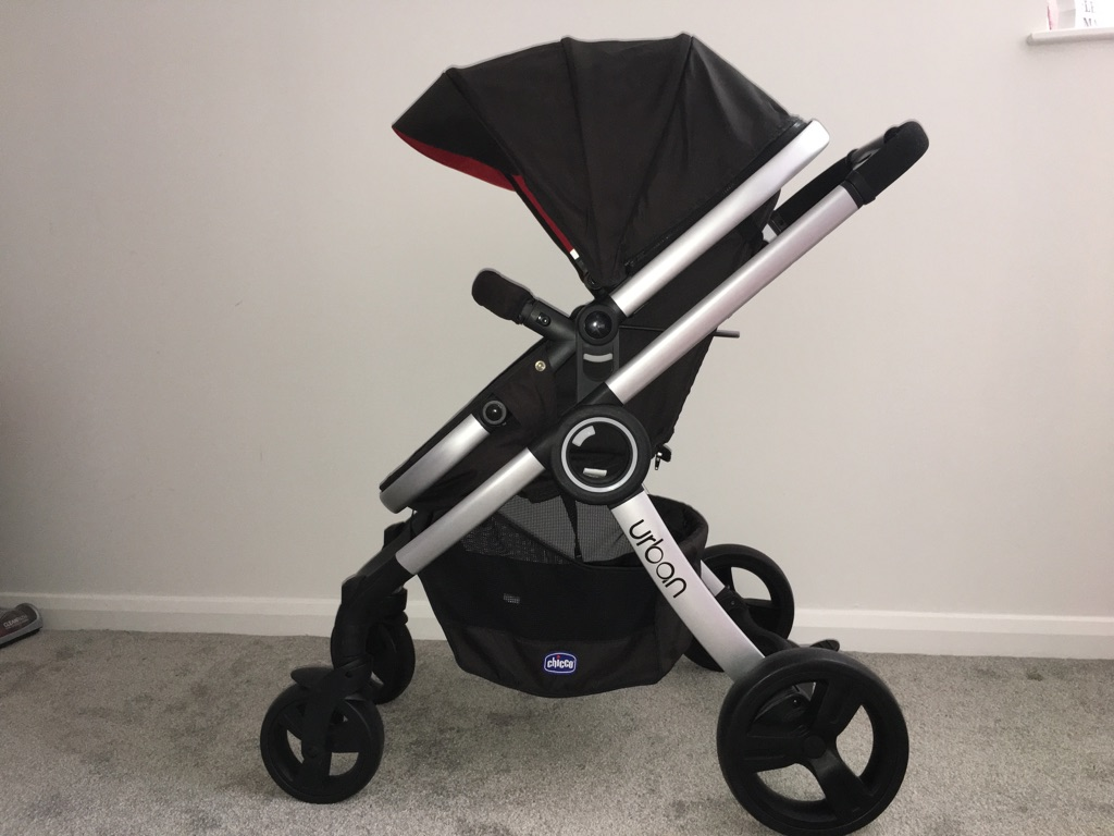Chicco Urban Stroller 3 in 1 travel system