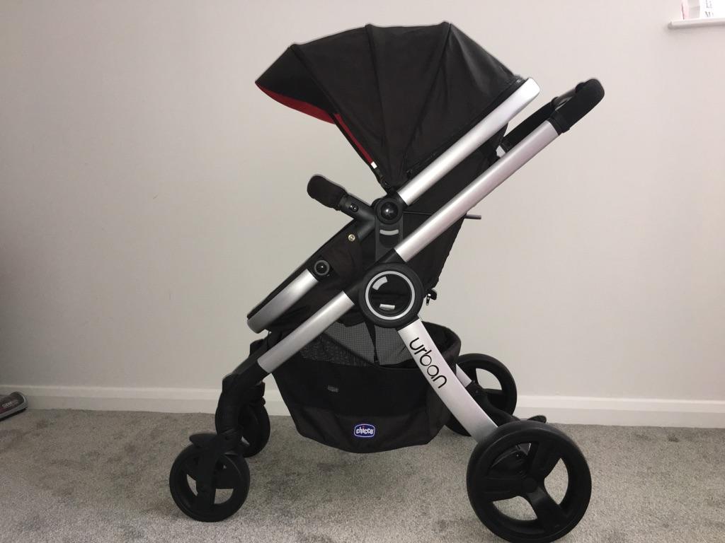 Chicco Urban Stroller 3 in 1 travel system
