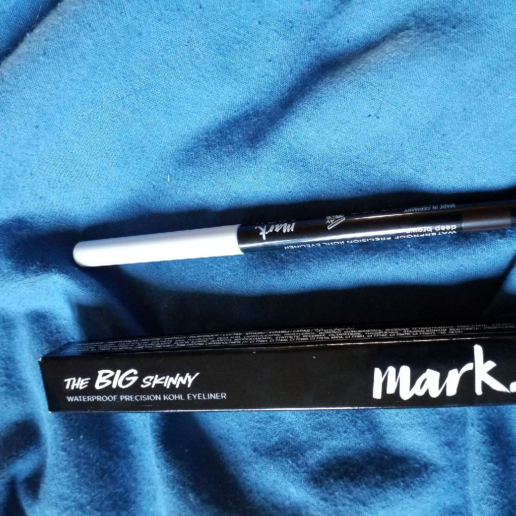 Avon mark   precision waterproof eyeliner pencil
