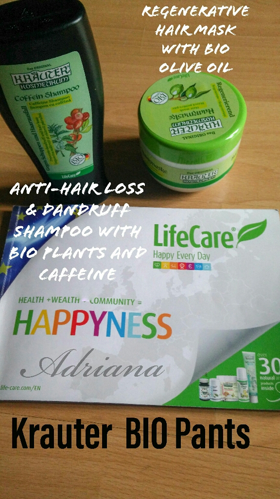 Life Care -Shampoo and hair mask