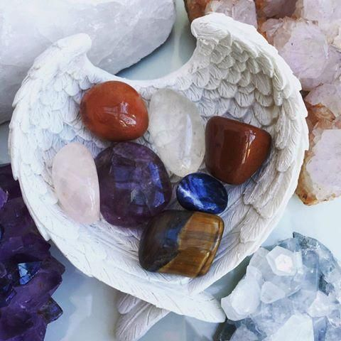 CHAKRA CRYSTAL COLLECTION