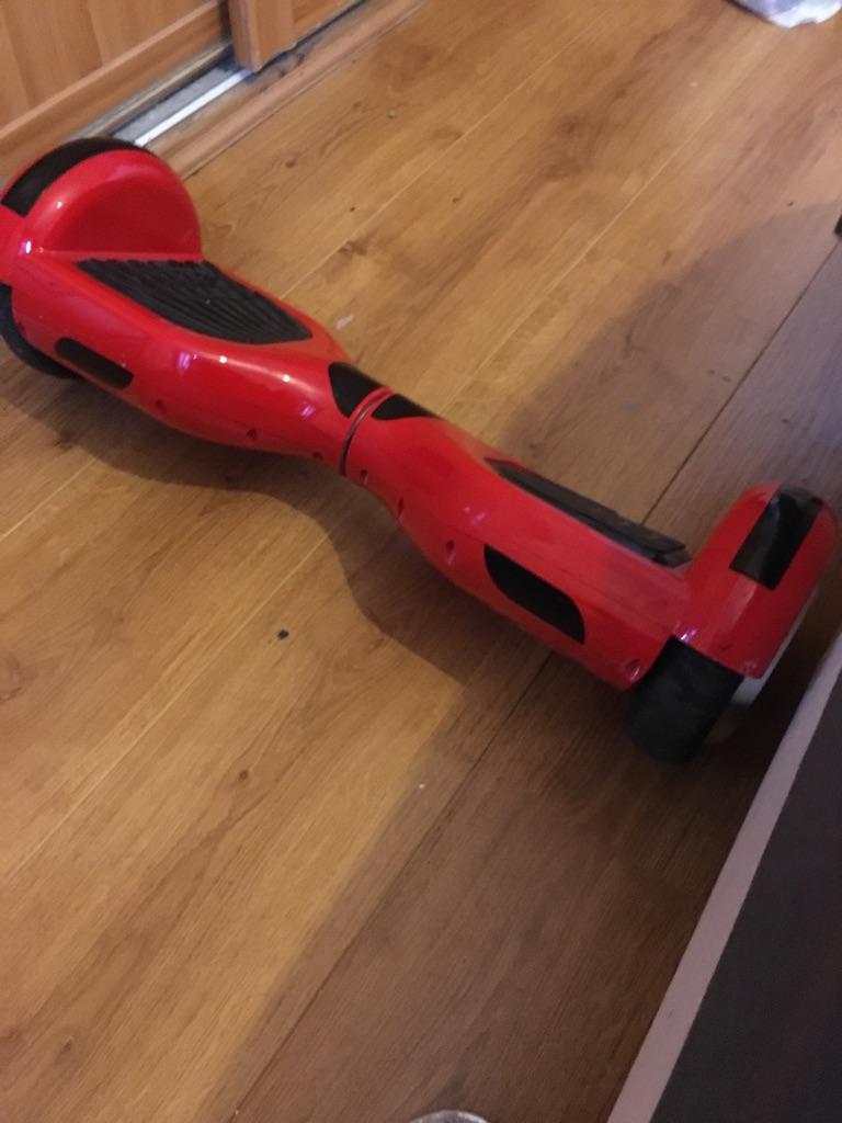 Bluetooth hover board