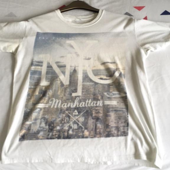 River Island NYC Tshirt