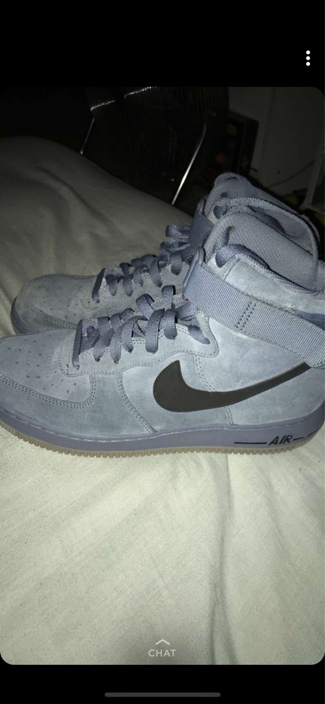 Suede Nike Air forces