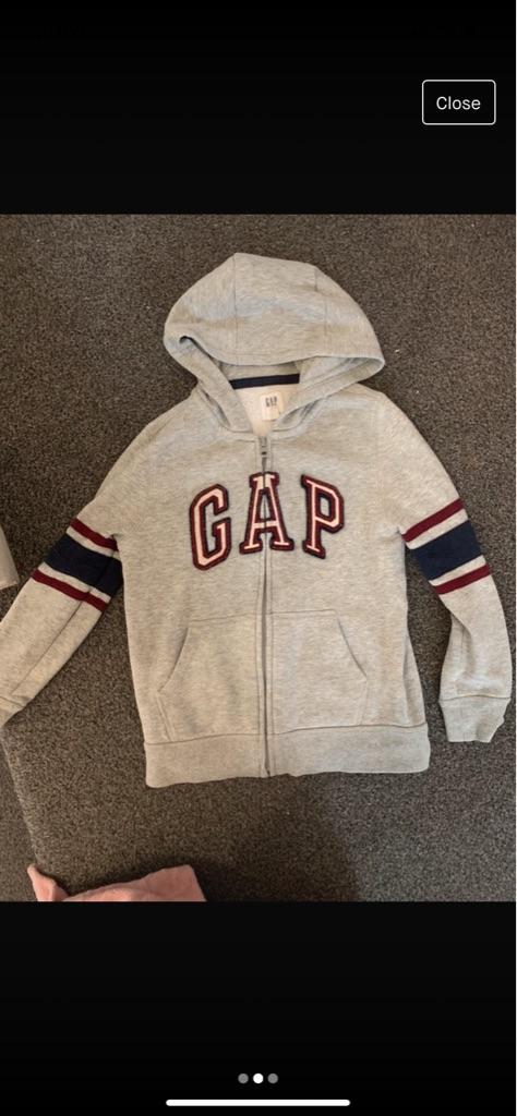 Gap hoodie 6-7 years