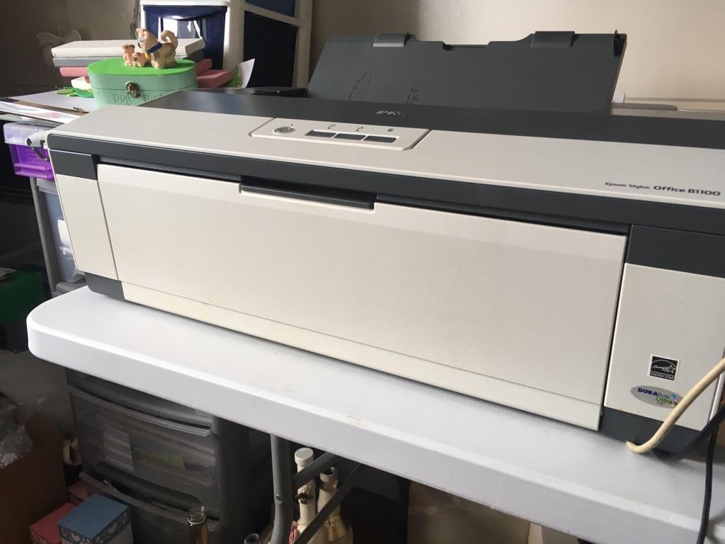 A3/A4 printer.
