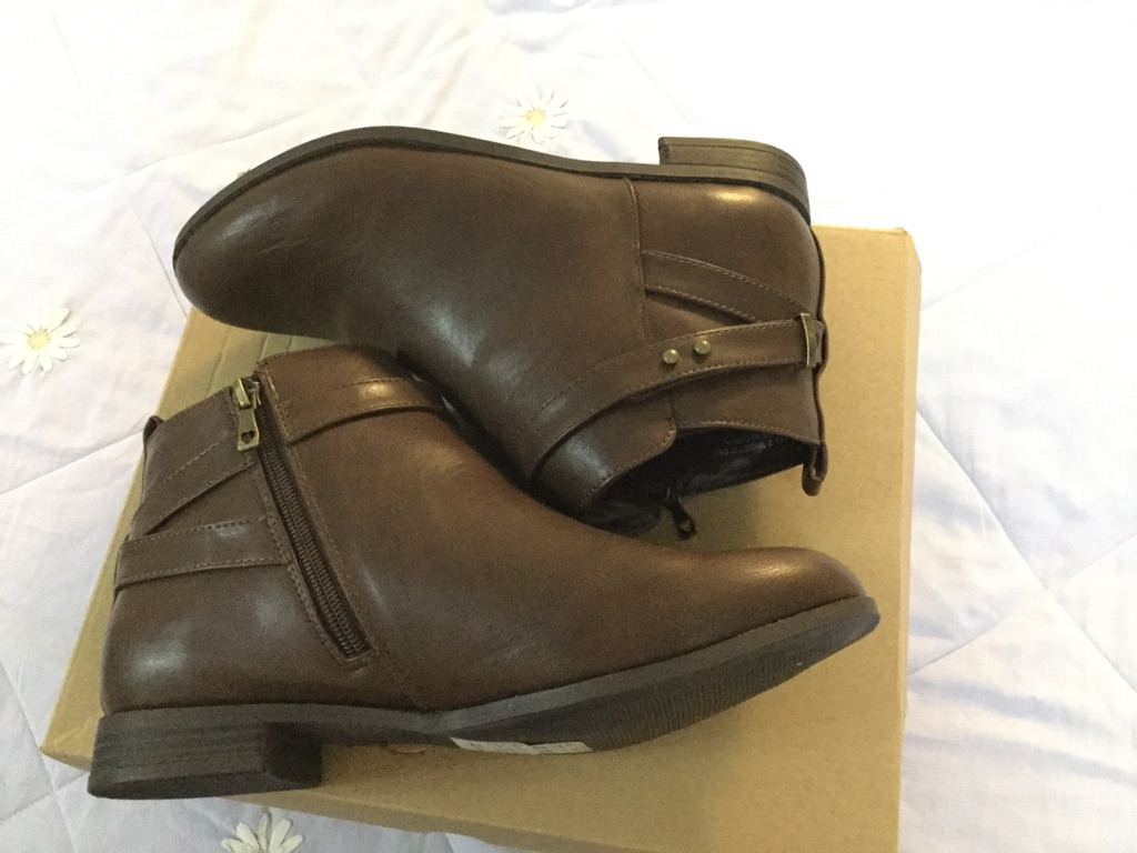 Ankle boots by Next size 7and Lotus size 8 brand new