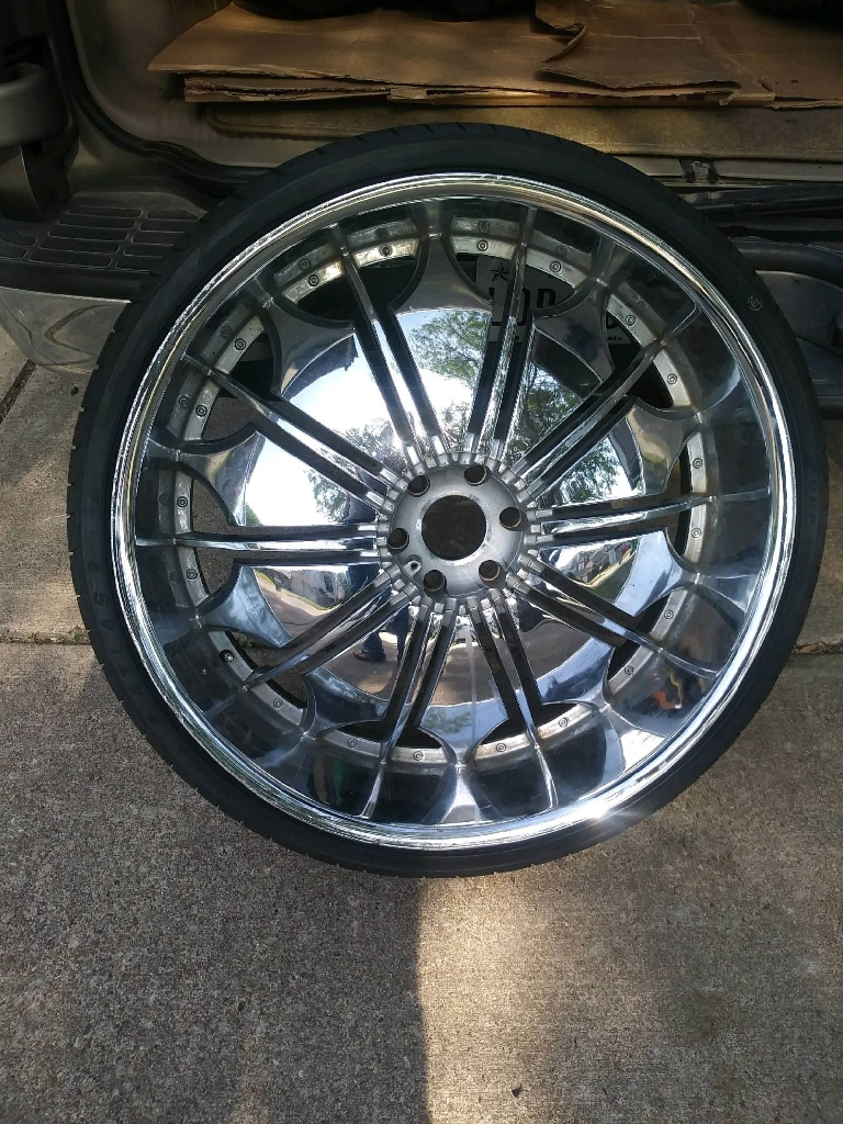 28 inch rims