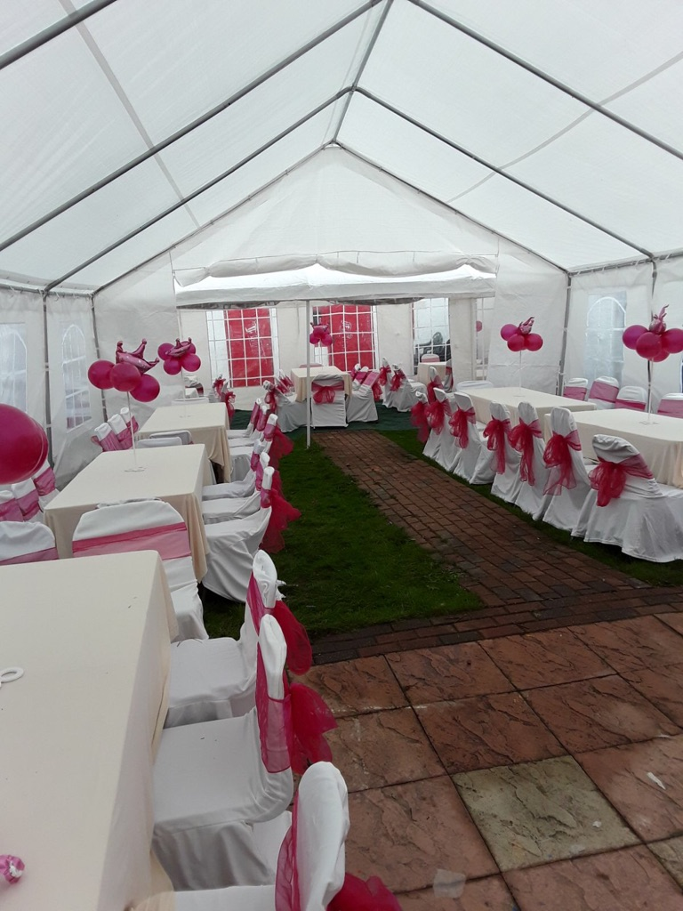 Marquees / Chairs / Tables Hire.