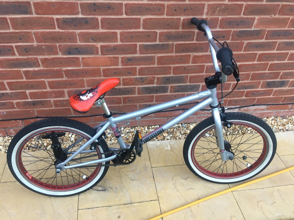 Diamondback 20 inch BMX Bike