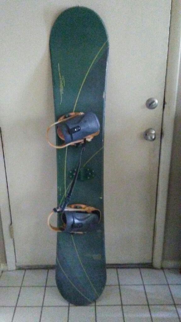 Sims snowboard