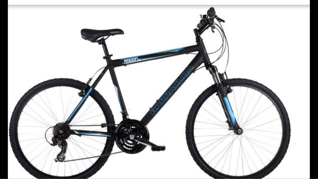 "Barracuda Radon 26"" bike"