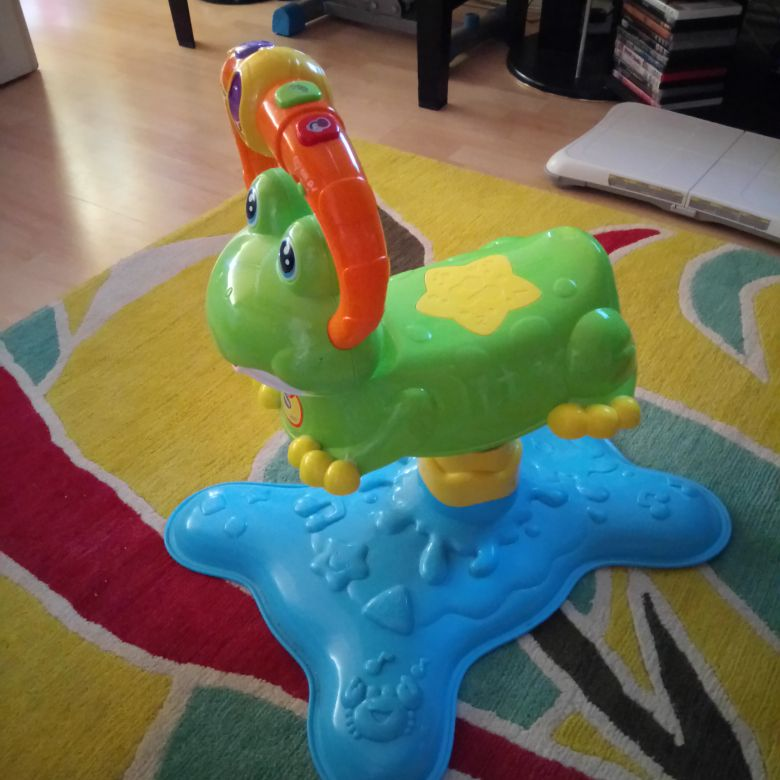 Vtech Bounce&Discover Frog