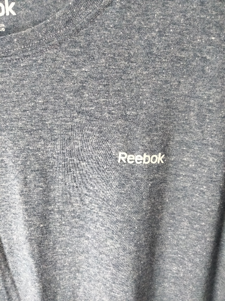 Reebok classic blue T Shirt UK Size Large