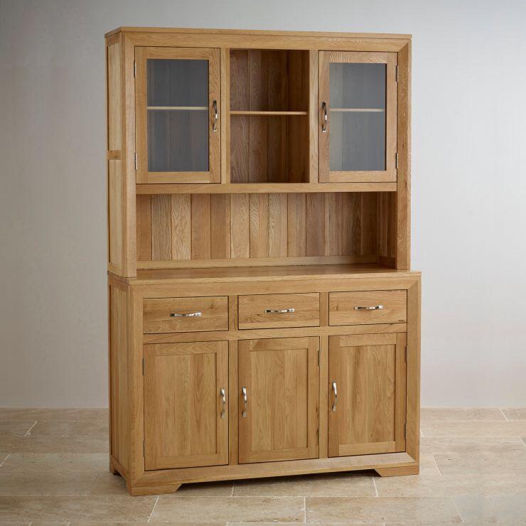 Reduced for sale! Natural Solid Oak Dresser