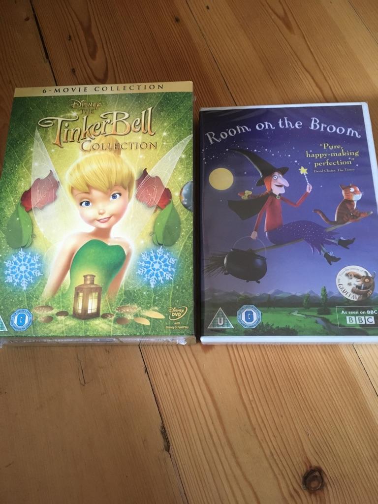 2 brand new dvds