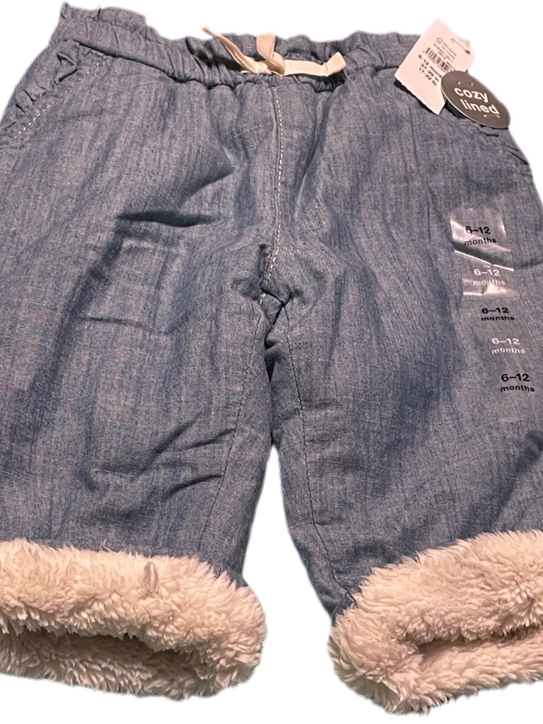Baby Gap Sherpa Lined Jeans