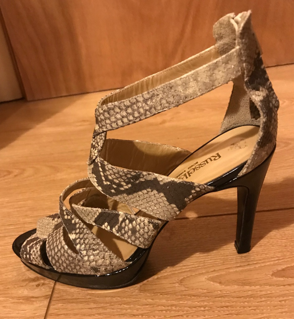 Brand New Russell Bromley ladies shoes - £75