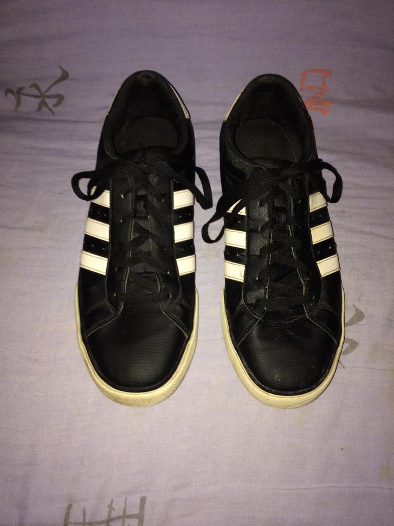 Adidas man's shoes, uk 10