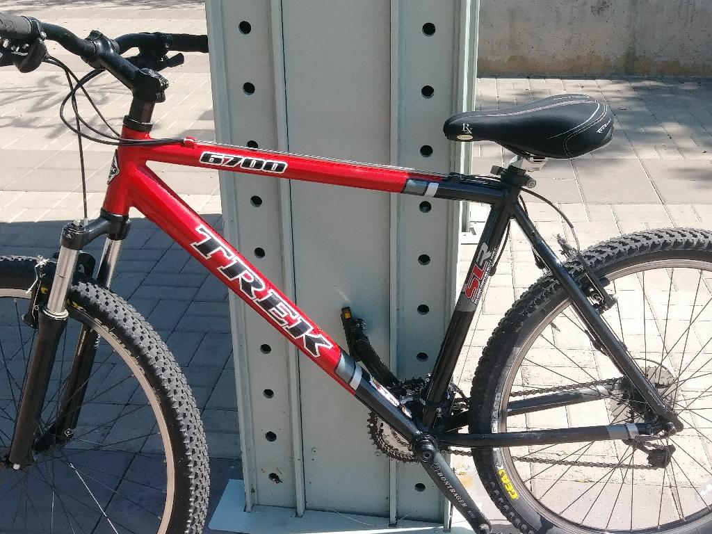 Trek 6700 bike
