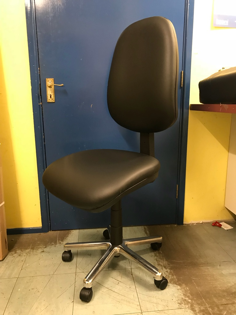 Plus Size Office Chair - Ex Display