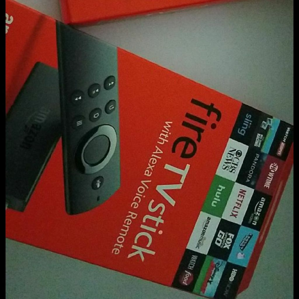 Upgraded Firestick