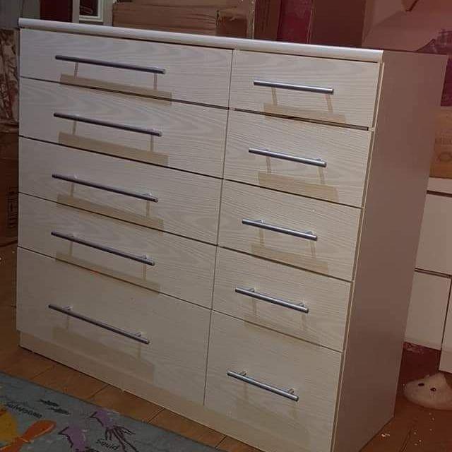 New white drawer £140