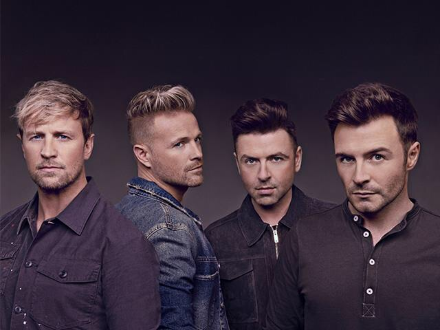 3 Westlife Tickets 22nd May