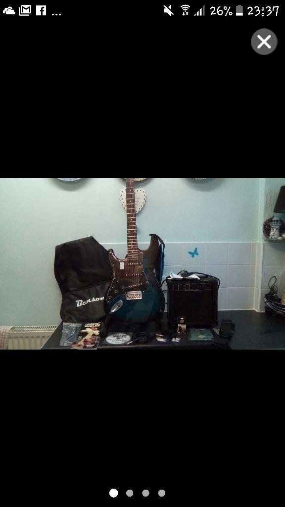 Benson Electric Guitar